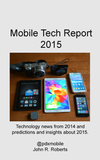 Mobile Tech Report 2015 for Amazon Kindle
